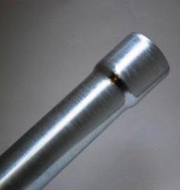 Feyts staal verzinkte ondereind voor regenpijp 60 mm - 1 mtr