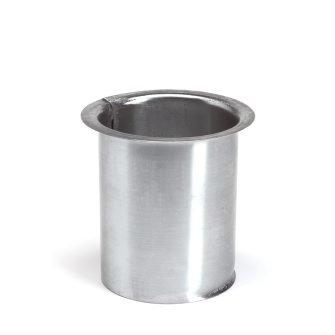 Feyts zinken uitloop vlak 100 mm - 100 mm