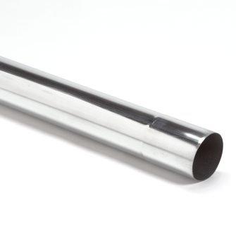 Feyts zinken regenpijp 80 mm - 3 mtr