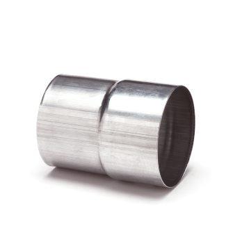 Feyts Zinken verbindingsmof 80 mm
