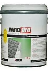 Iko Pro Iko Pro Zinkrenovatie 1,5 ltr beschermen en herstellen dakgoten