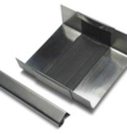 Feyts zinken expansiebandset vierkant 120 mm