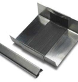 Feyts zinken expansiebandset vierkant 210 mm