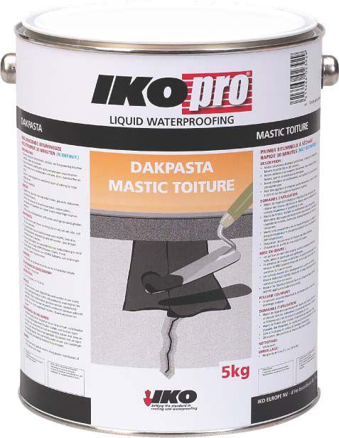Iko Pro IkoPro Dakpasta 5 kg