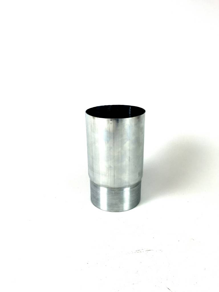 Feyts Verlengde zinken verbindingsmof 100 mm