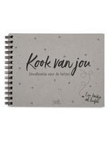 Zoedt Kookvanjou een invulboekje voor Valentijn