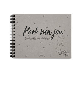 Zoedt Valentijn invulboekje Kookvanjou