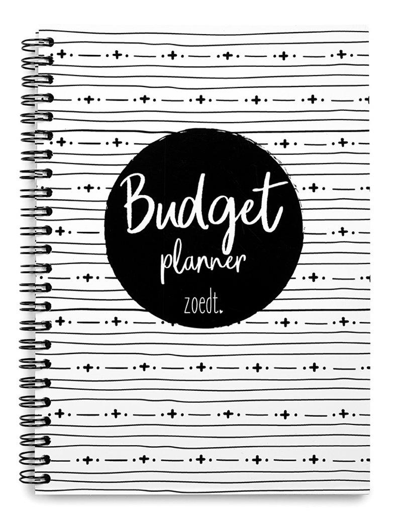 Zoedt Handige budgetplanner