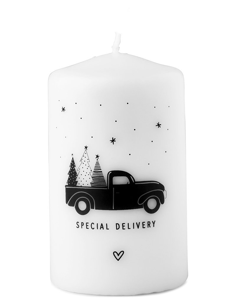 Zoedt Kaars Special delivery