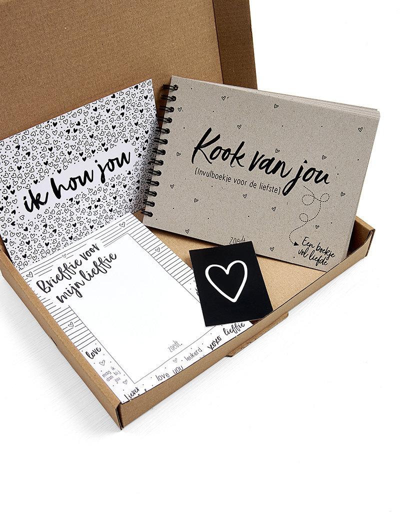 Zoedt Valentijn cadeaupakket 'Kook van jou'