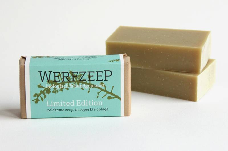 Cistus soap