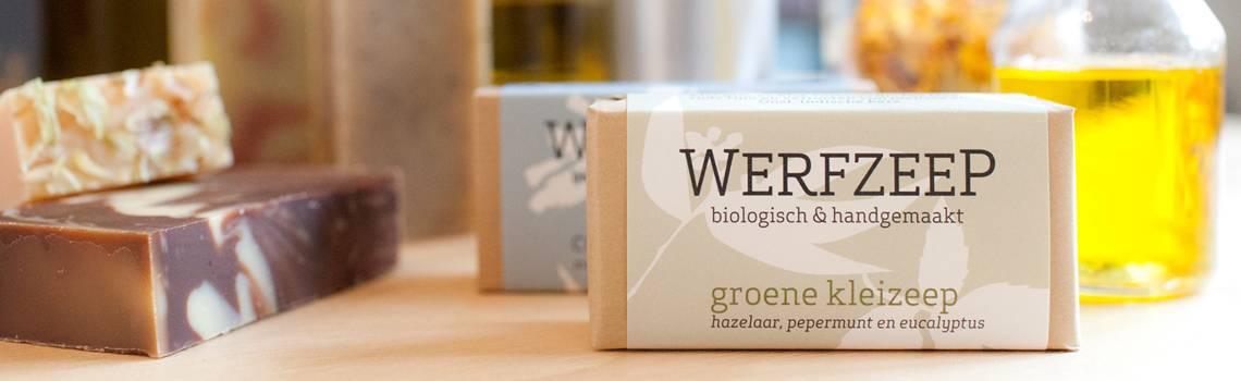 Werfzeep biologisch & handgemaakt