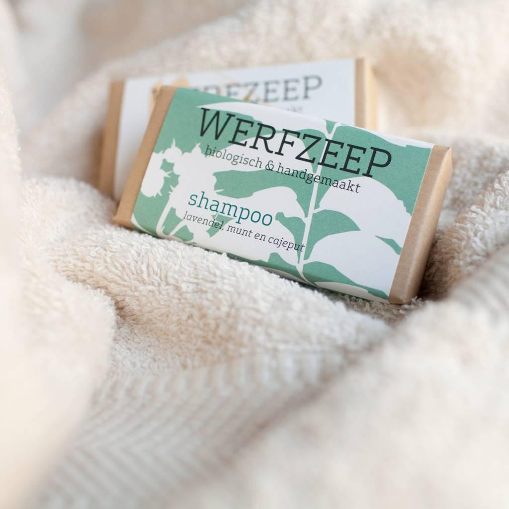 Werfzeep & Boweevil bath set