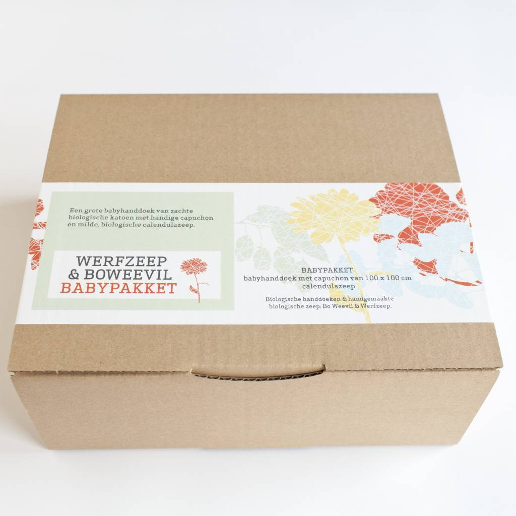Werfzeep & Boweevil Babypakket