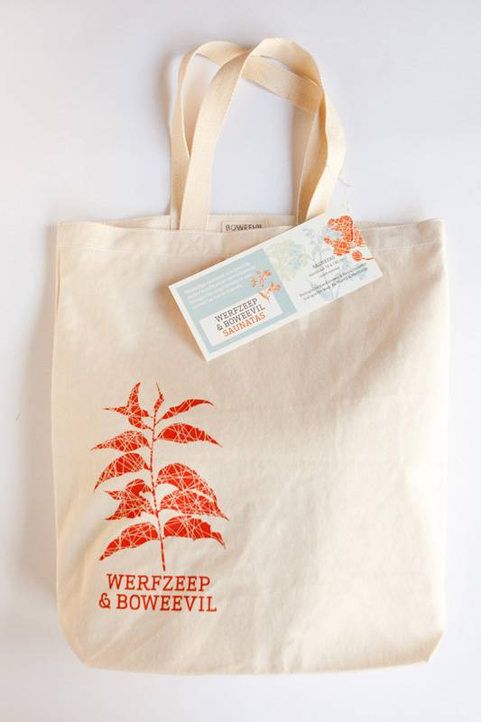 Werfzeep & Boweevil spa gift set