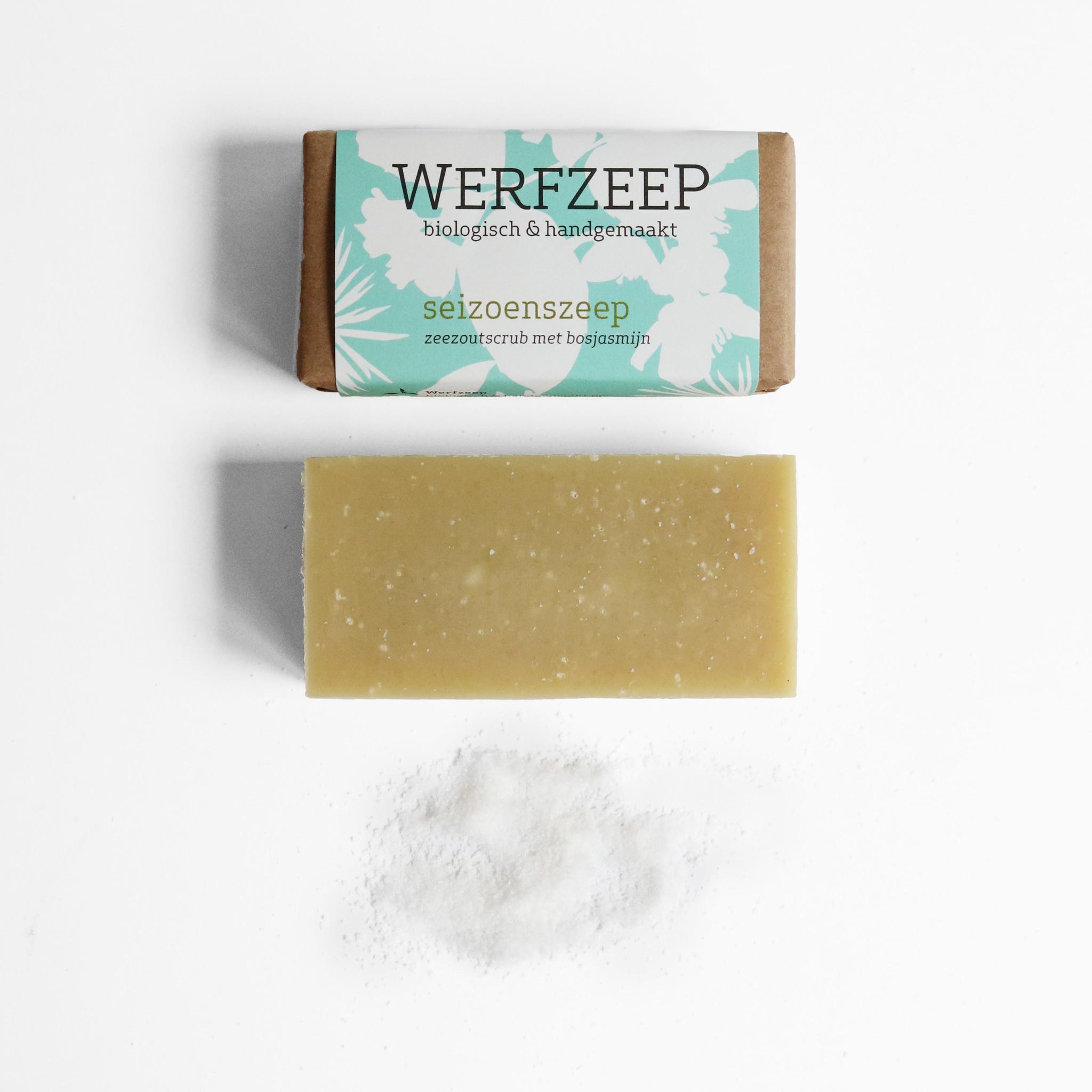 Seasonal soap summer