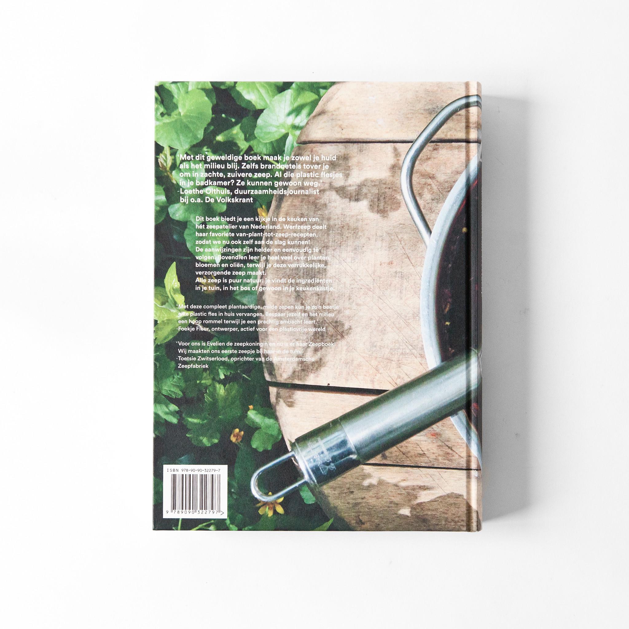 Zeepboek - de keuken van Werfzeep