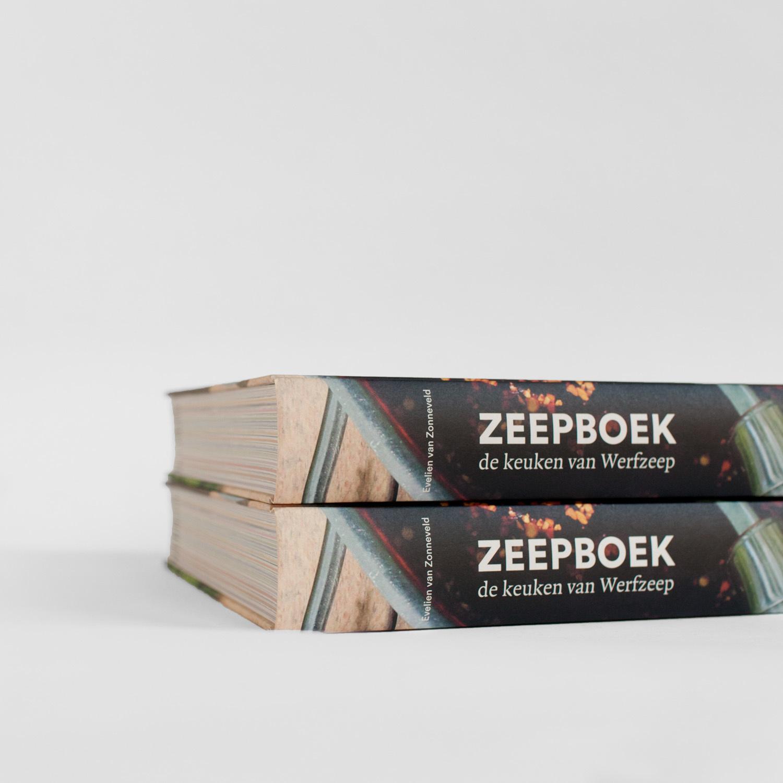 Twee zeepboeken! - de keuken van Werfzeep