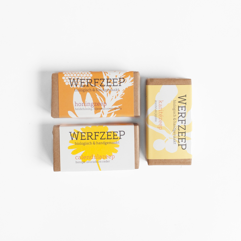 Soap set care