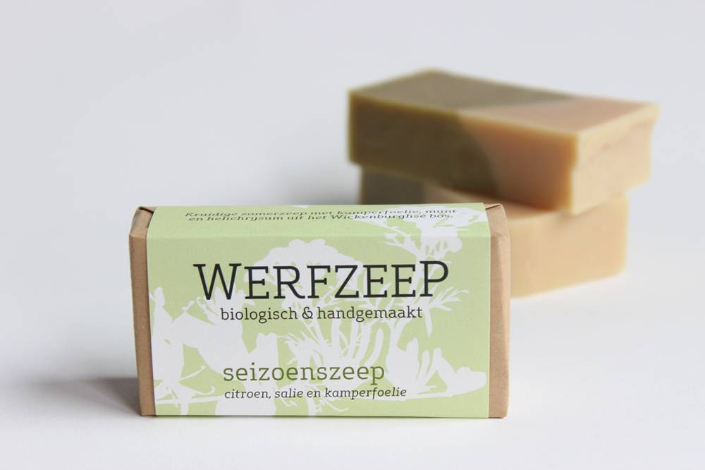 Seasonal soap #15
