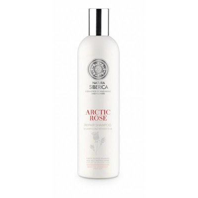 Natura Siberica  Arctic rose repair shampoo, 400ml