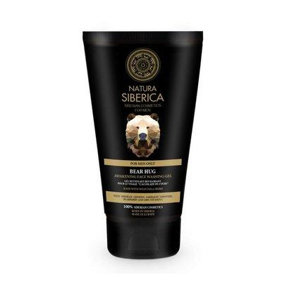 """Natura Siberica Awakening Face Washing Gel """"Bear Hug"""", 150ml"""