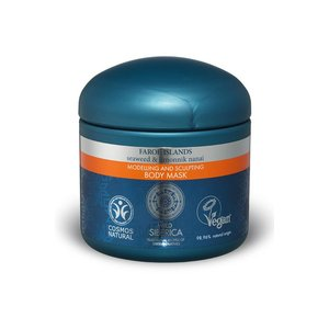 Natura Siberica Faroe Islands Modeling and sculpting body mask COSMOS NATURAL (BDIH), 370 ml
