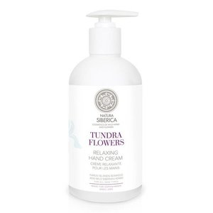 "Natura Siberica Relaxing Hand Cream ""Tundra Flowers"", 500ml"