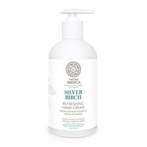 Natura Siberica Hand Cream Silver Birch Refreshing 500ml