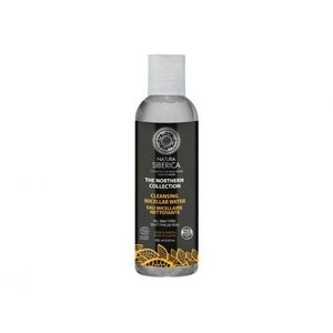 Natura Siberica Black Cleansing Micellar Water 200ml
