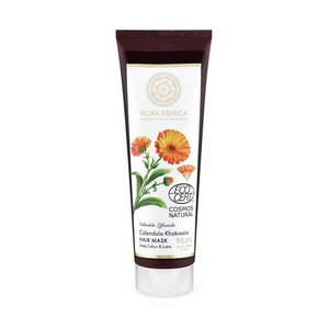 Flora Siberica  Calendula Khakassia Hair Mask. Deep Colour & Lustre, 200 ml