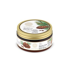 Flora Siberica  Siberian Cedar Luxurious Night Body Butter, 300 ml