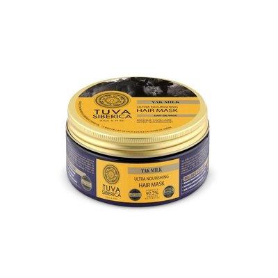 Tuva Siberica  Yak Milk. Ultra Nourishing Hair Mask, 300 ml