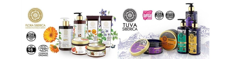 Tuva Suberica & Flora Siberica | Nieuw!