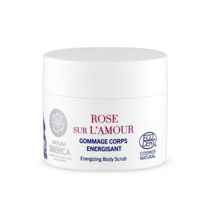 Natura Siberica Mon Amour Energizing Body Scrub, 200 ml