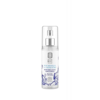 Natura Siberica Mon Amour Beauty Mist for Hair & Body, 125 ml