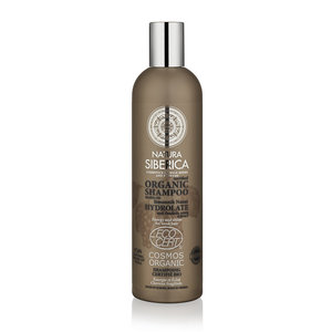 Natura Siberica Shampoo Energy And Shine For Weak Hair 400ml.