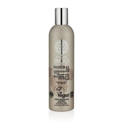 Natura Siberica Natura Siberica Certified Organic Conditioner Energy And Shine For Weak Hair 400ml.