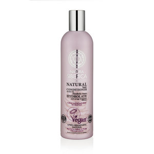 Natura Siberica Certified Organic Conditioner Colour Revival And Shine For Dyed Hair 400ml.