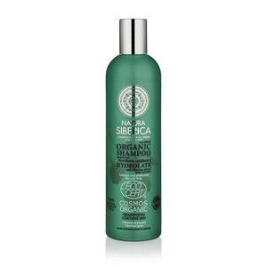 Natura Siberica Certified Organic Shampoo Volume And Freshness For Oily Hair 400ml.