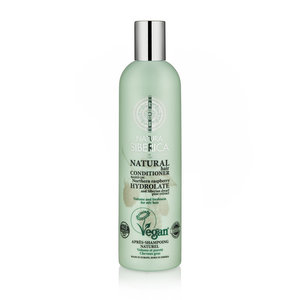 Natura Siberica Certified Organic Conditioner Volume And Freshness For Oily Hair 400ml.
