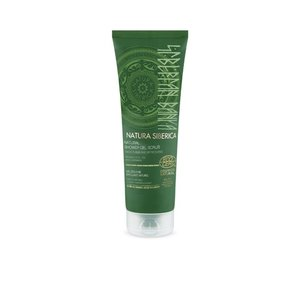 Natura Siberica Natural Shower Gel Scrub Smoothing & Refreshing 200ml
