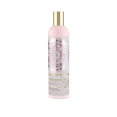 Natura Siberica Natural Shower Gel Tundra, Tone & Elasticity 400ml