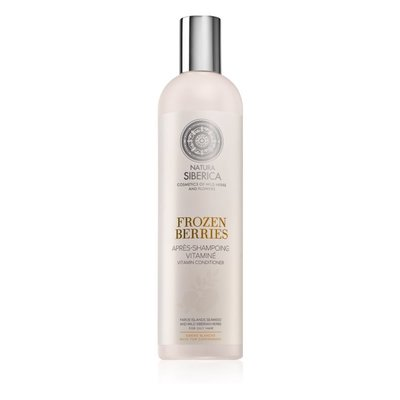 Natura Siberica  Frozen Berries vitamin conditioner, 400ml