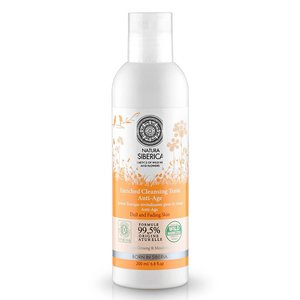 Natura Siberica Enriched Cleansing Tonic Anti-Age 200 ml
