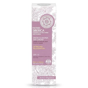 Natura Siberica Snow Cladonia Day Cream 50 ml