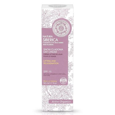 Natura Siberica Snow Cladonia Day Cream 50 ml