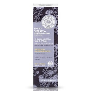 Natura Siberica Rhodiola Rosea Night Cream 50 ml
