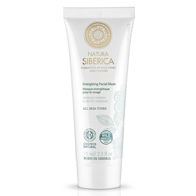 Natura Siberica Energizing Facial Mask 75 ml