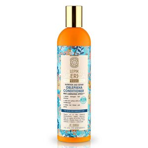 Natura Siberica Oblepikha Conditioner Nutrition and Repair ( Weak and Damaged Hair ) 400 ml